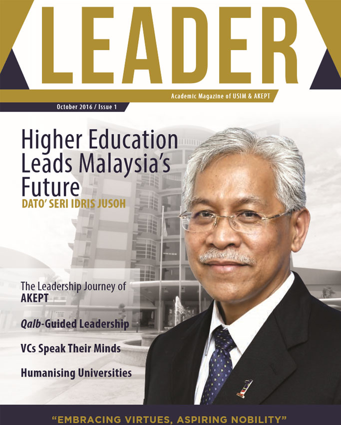 Leader Issue 1